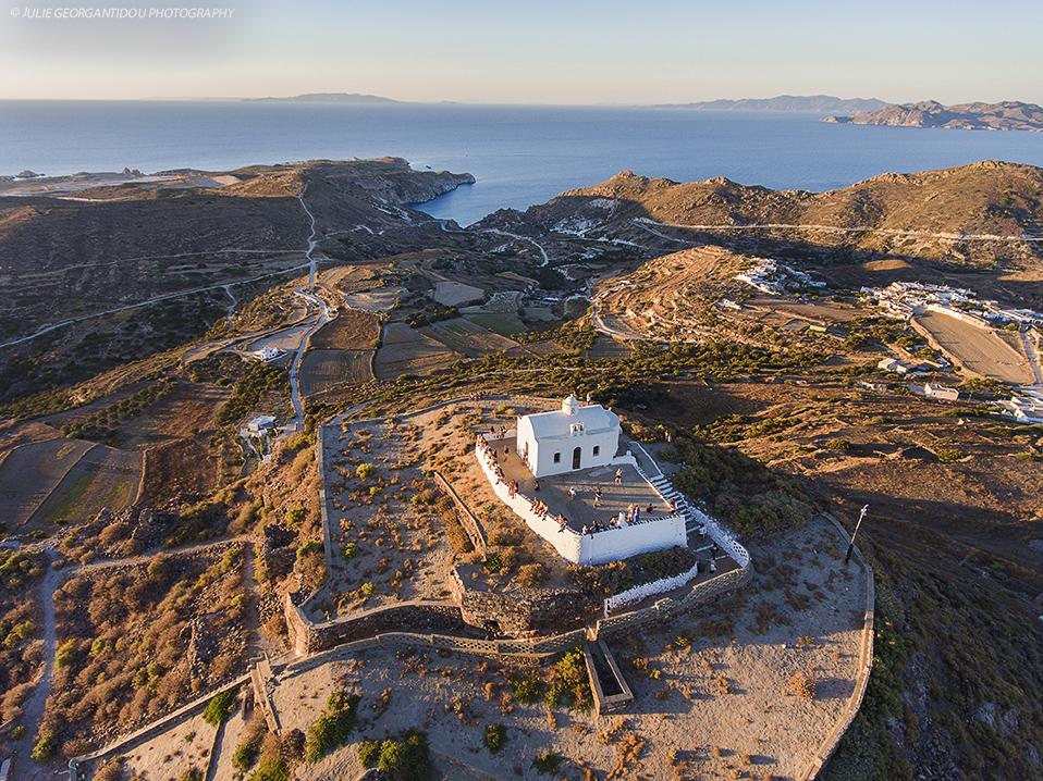 Plaka - Milos island