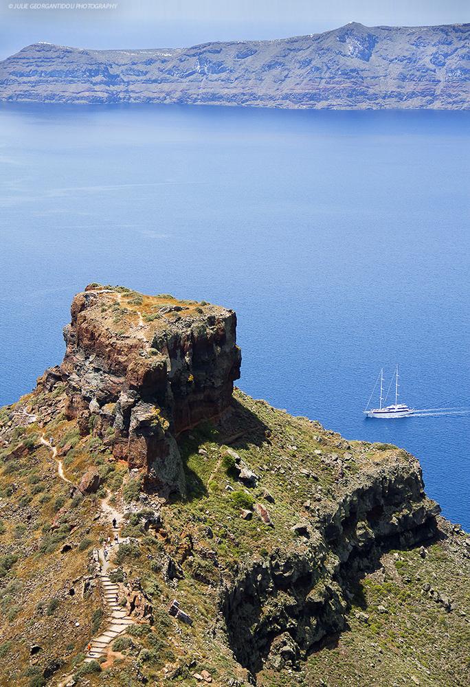 Firostefani-Santorini island